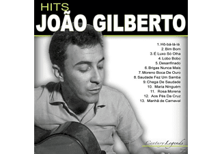 João Gilberto - Hits-Joao Gilberto - (CD)