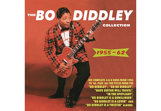 Bo Diddley - The Bo Diddley Collections 1955-62 - (CD)
