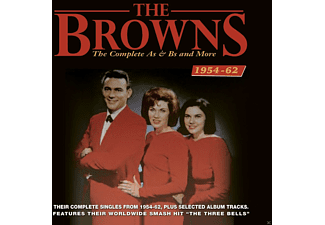 The Browns - The Complete As & Bs And More 1954-62 - (CD)