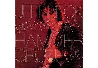Jeff Beck - Jeff Beck With The Jan Hammer Group Live [CD]