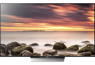 "SONY KD85XD8505BAEP 85"" Smart 4K UHD-TV 100 Hz - Svart"