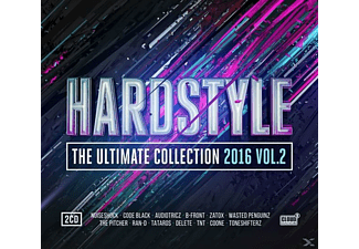VARIOUS - Hardstyle Ultimate Collection 02/2016 - (CD)