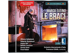 Antoniozzi/Scandiuzz - Le Braci - (CD)