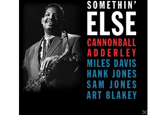 Cannonball Adderley - Somethin' Else - (CD)