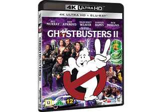 Ghostbusters 2 Komedi 4K Ultra HD Blu-ray