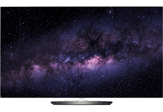 "LG OLED55C6V 55"" Smart 4K OLED TV - Svart"