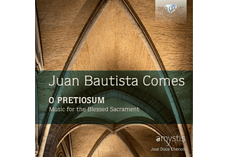 Coro Amystis - O Pretiosum,Music For The Blessed Sacrament [CD]