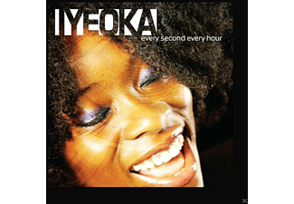 Iyeoka - Every Second,Every Hour [5 Zoll Single CD (2-Track)]