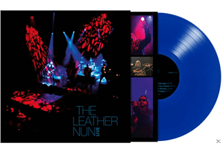 The Leather Nun - Live (Ltd.Blue Vinyl) [Vinyl]