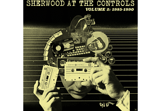 Adrian Sherwood - Sherwood At The Controls Vol.2: 1985-1990/2LP+MP3 - (LP + Download)