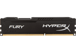 KINGSTON HyperX Fury DDR3 1866MHz 4GB Zwart
