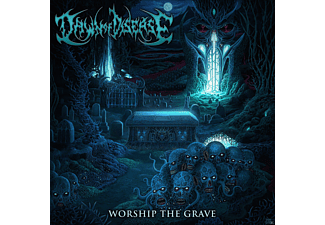 Dawn Of Disease - Worship The Grave - (CD)