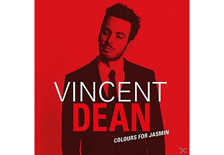 Vincent Dean - Colours for Jasmin - (CD)