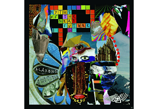 Klaxons -  Myths Of The Near Future [Βινύλιο]