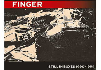 Finger - Still In Boxes 1990-1994 - (CD)