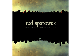 Red Sparowes - Fear Is Excruciating, But Therein Lies The Answer - (CD)