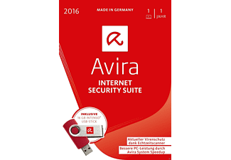 Avira Internet Security Suite inkl. 16GB USB Stick