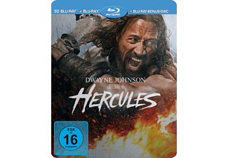 Hercules (Steelbook Edition) [3D Blu-ray (+2D)]