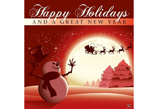 VARIOUS - X-Mas Happy Snowman - (CD)