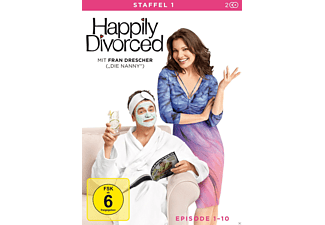 Happily Divorced - Staffel 1 - (DVD)