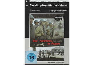 Sie kämpften für die Heimat - Russian Cinema Council Collection - (DVD)