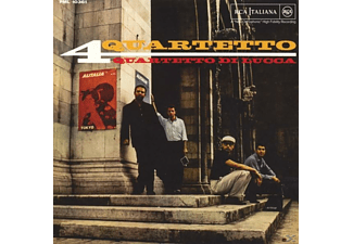 Quartetto Di Lucca - Quartetto (Deluxe Edition) [CD]