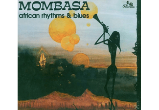 Mombasa - African Rhythms And Blues - (CD)