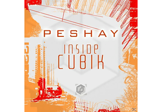 Peshay - Inside Cubik - (CD)
