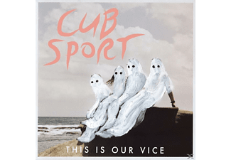 Cub Sport - This Is Our Vice (180 Gr./Pink Splatter Colored) - (Vinyl)