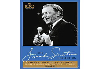 Frank Sinatra - A Man And His Music+Ella+Jobim - (DVD)