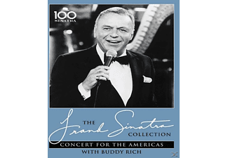 Frank Sinatra, Buddy Rich - Concert For The Americas - (DVD)