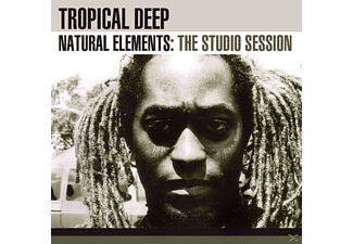 Tropical Deep - Natural Elements-Studio Sessio - (CD)