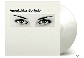 Anouk - Urban Solitude (LTD White Vinyl) - (Vinyl)