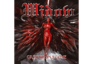 Widow - Carved In Stone - (CD)