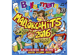 VARIOUS - Ballermann Mallorca Hits 2016 - (CD)