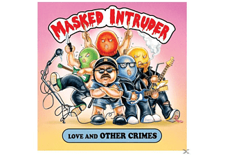 The Masked Intruder - Love And Other Crimes - (CD)