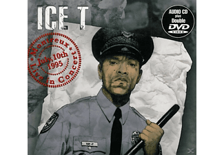 Ice-T - Live In Montreux - (CD + DVD Video)