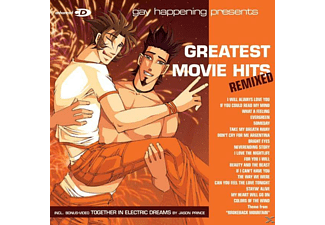 VARIOUS - Gay Happening Pres.Greatest Movie Hits Remixed - (CD)