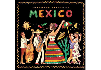 VARIOUS - Mexico (New Version) - (CD)