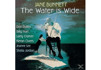 Bunnett Jane - Water Is Wide - (CD)
