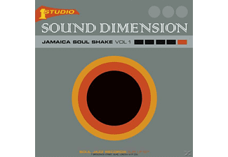 Sound Dimension - JAMAICA SOUL SHAKE 1 - (Vinyl)