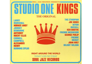 VARIOUS - Studio One Kings - (LP + Download)