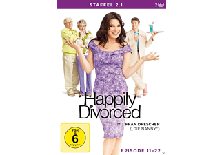 Happily Divorced - Staffel 2.1 (Episode 11-20) [DVD]