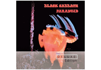 Black Sabbath - Paranoid (Deluxe Edition) [CD + DVD Video]