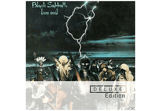 Black Sabbath - Live Evil (Deluxe Edition) - (CD)