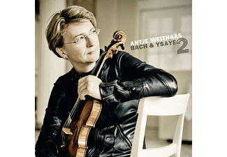 Antje Weithaas, Eugène Ysaÿe - Antje Weithaas-Bach & Ysaye Vol.2 [CD]