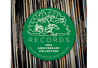 VARIOUS - Alligator Records 45th Anniversary Collection - (CD)