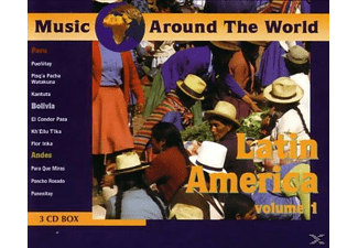 VARIOUS - Latin America 1 - (CD)
