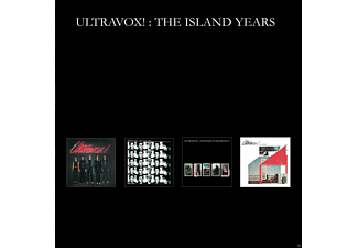 Ultravox - The Island Years (Box Set) - (CD)