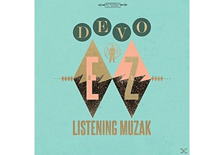 Devo - EZ Listening Muzak (2LP+MP3/Gatefold) - (LP + Download)